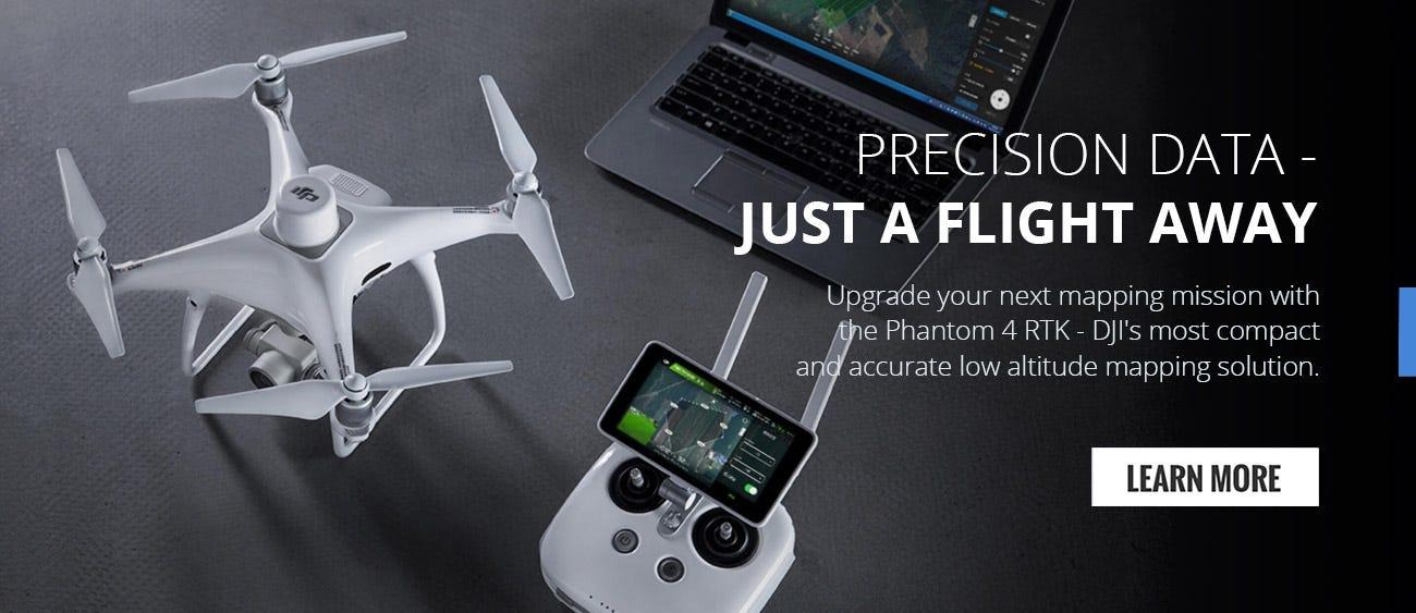 Shop Phantom 4 RTK Drone