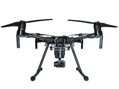 dji matrice 200 zenmuse xt thermal drone