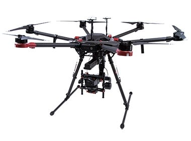 dji matrice 600 pro wiris ronin mx thermal drone