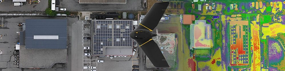 senseFly eBee X Fixed-Wing Drone   DSLRPros