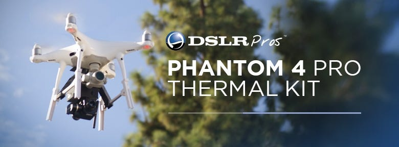 Phantom 4 Thermal