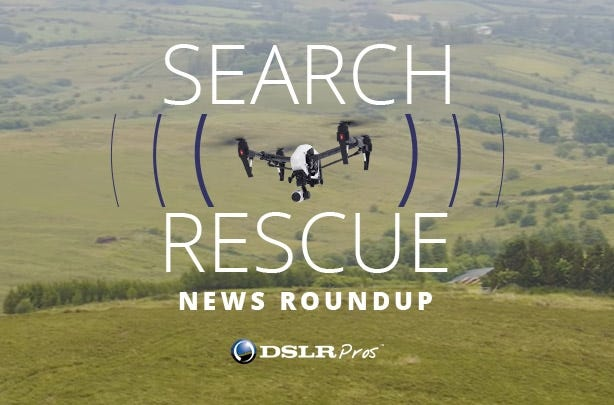 Search and Rescue Drone Blog Post