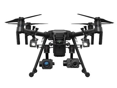 Thermal Drones - Infrared Aerial Imaging - FLIR, DJI, Zenmuse