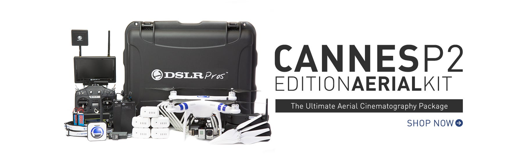 cannes quadcopter kit