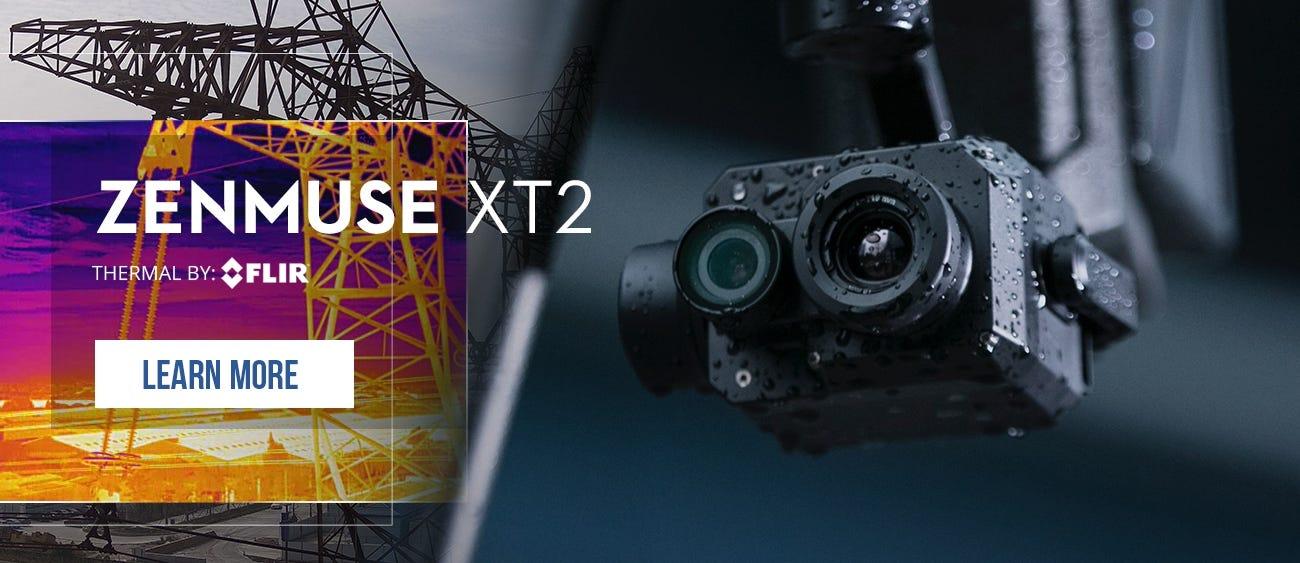 Shop DJI Matrice 200 & Zenmuse XT2