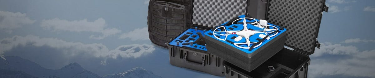 Drone Cases and Bags