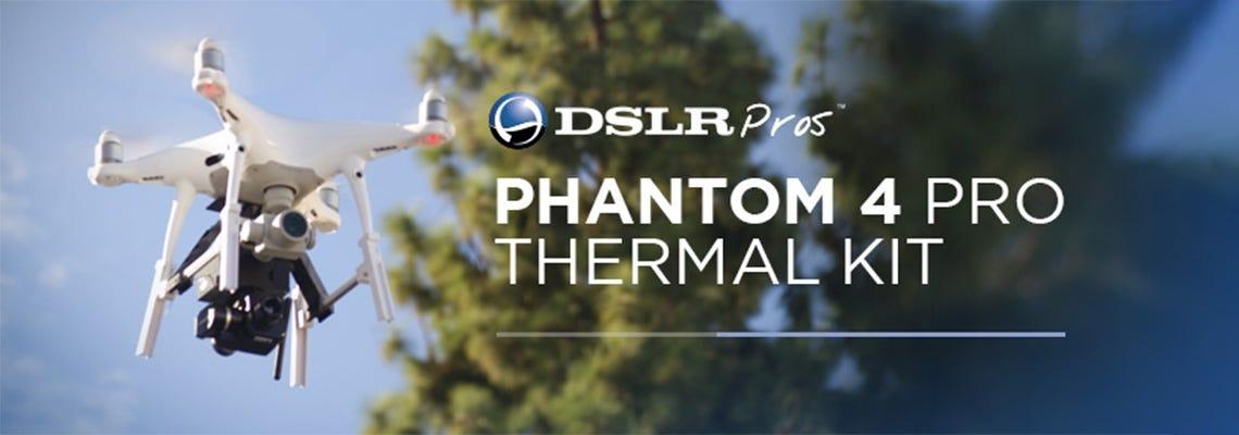 Phantom 4 Thermal