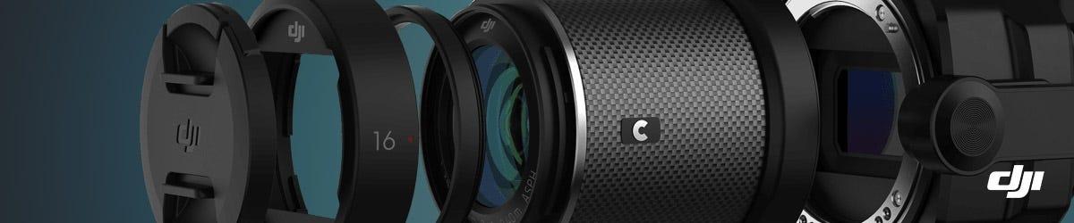 Shop UHD 4K+ camera and gimbal units
