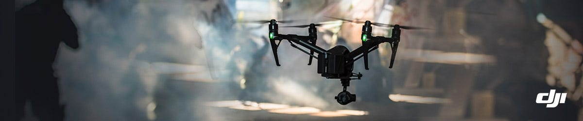 Shop DJI Inspire 2 Drone, Parts & Accessories