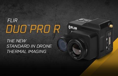 FLIR Duo Pro R camera